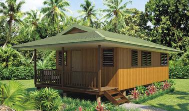4bedroom,Cyclone proof, Australian Standard, Australia, Europe,PNG exported Light Steel Framing Wooden Design Bungalow