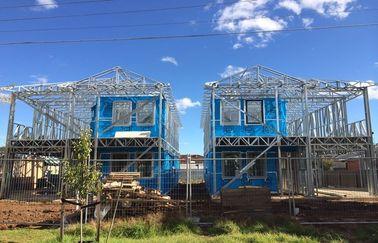 Light Steel Frame Prefab Villa / Quick Assemble Prefab Homes / Lignt Steel Frame Villa